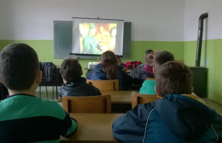 Brestovo - predavanje o minama
